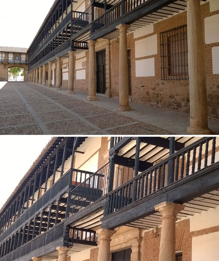 Plaza San Carlos del Valle, La Mancha