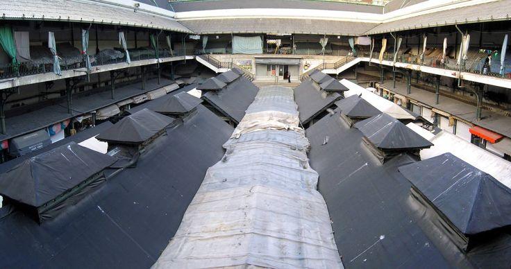 15.  2008.02 - vista parcial do Mercado do Bolhão