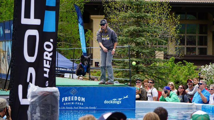 We were here in Vail, Colorado at the 2015 GoPro Mountain Games! It was an action-packed weekend with the Slackline Invitational, SUP Cross Qualifiers, the DockDogs Outdoor Big Air Competition zip lining over the Gore Creek and so much more!