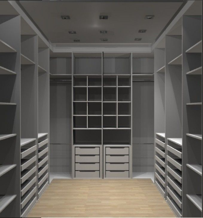 Walking Closet on y master bedroom design