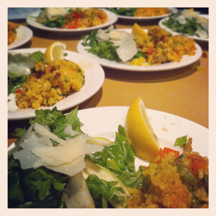 Nico Moretti Spanish Tapas cooking class #spendlifeliving www.facebook.com/howtoSpendLifeLiving!! Photos taken by Jasmine Phillips
