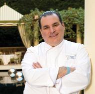 "From Bartolotta Ristoranti di mare at Wynn Las Vegas, chef Paul Bartolotta shares ""saucy"" new recipes! (click pic for recipes)"
