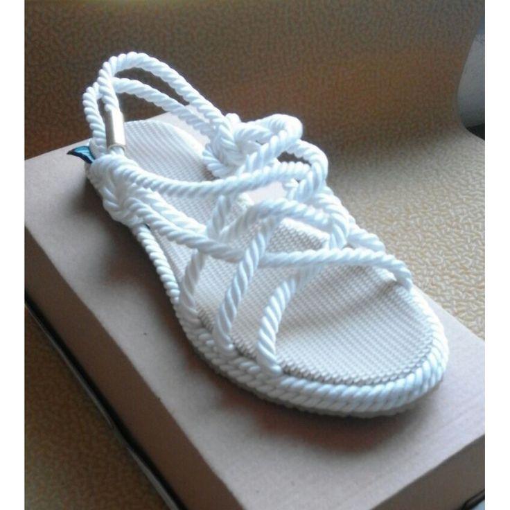 Lagoa Rope Sandals