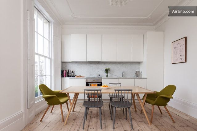 Contemporary scandinavian and classic 60s furniture