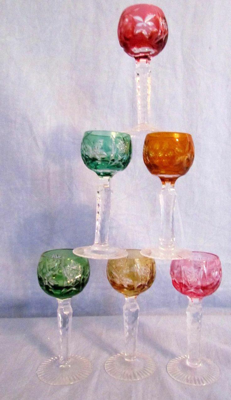 18 Best Images About German Crystal On Pinterest Cobalt Blue Vintage And Vase