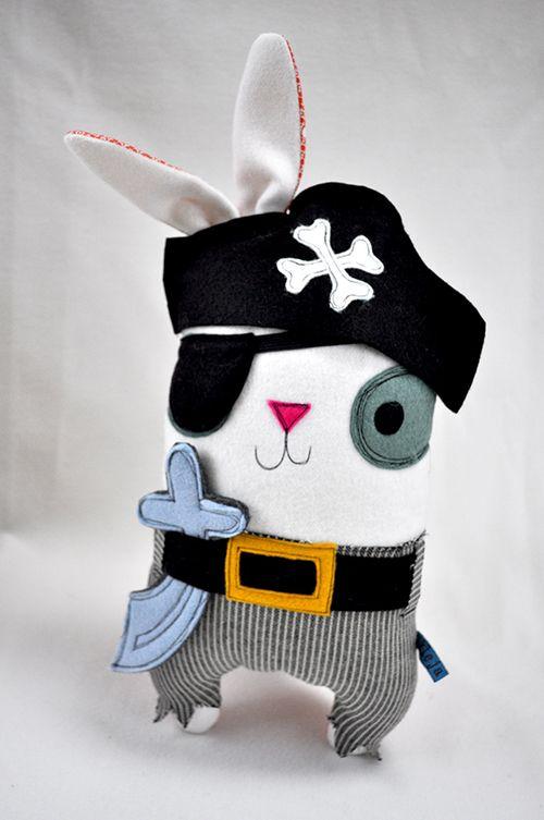 Pirate Bun