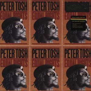 Peter Tosh ‎- Equal Rights - 2 LP