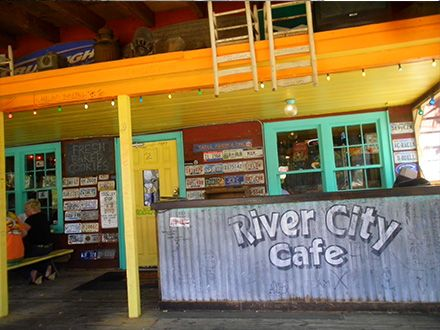 River City Cafe Barefoot Landing
