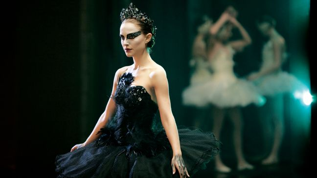 Photo from 'The Black Swan'