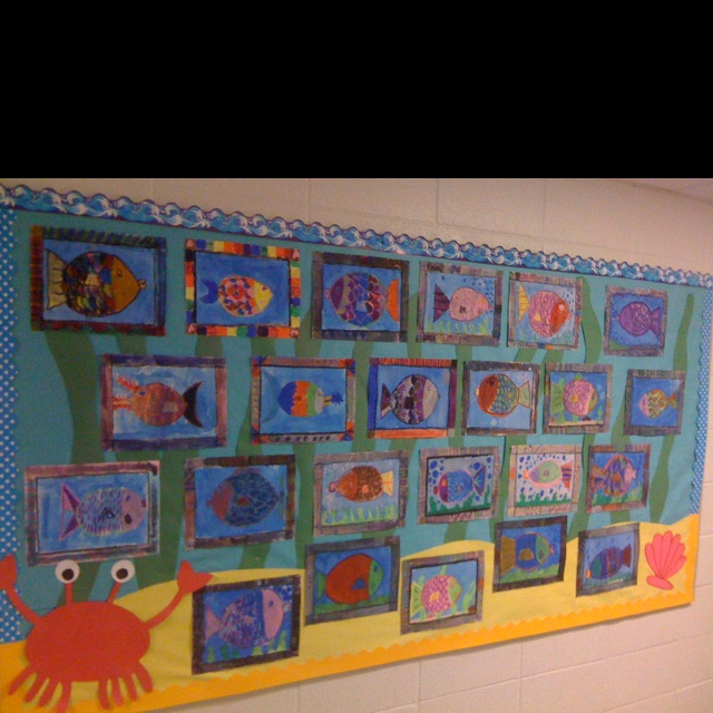 The 25 best fish bulletin boards ideas on pinterest for Fish bulletin board