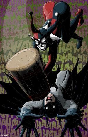 Harley Quinn by kneubauer