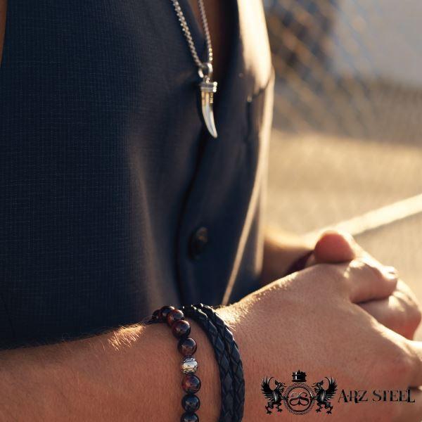 Cette année, les hommes osent pour plus d'un bracelet.