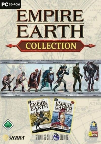 Empire Earth 1 2 Y 3 Para Pc En Espanol Disponible Para Descargar En