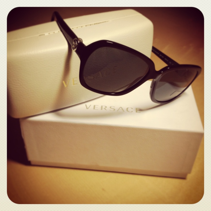 My new sunglasses. Wished it was summer!