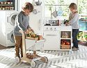 All-in-1 Retro Kitchen | Pottery Barn Kids  This kitchen is awesome too!