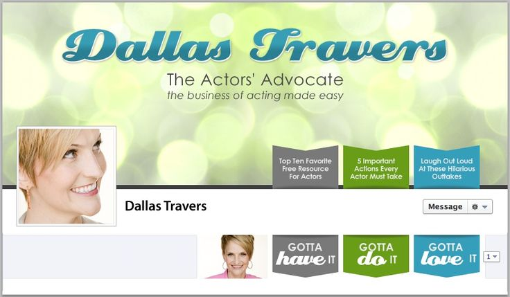 Dallas Travers Facebook Cover - by TweetPages.com #TweetPages, #DallasTravers