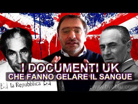 I DOCUMENTI UK CHE FANNO GELARE IL SANGUE - Da Enrico Mattei a Aldo Moro - YouTube