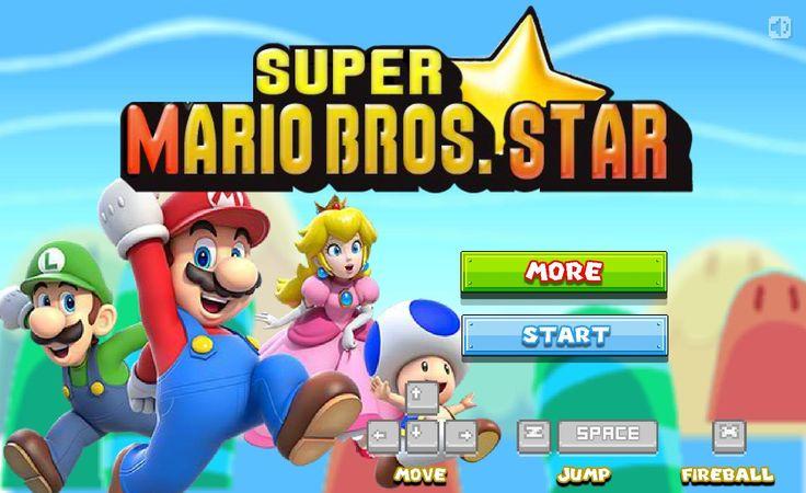 Czas poznać kolejne przygody wesołego hydraulika. Zagraj w kultowe Super Mario! http://www.ubieranki.eu/gry/3820/super-mario-bros-star.html