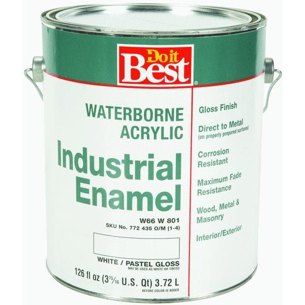 Paint for travel trailers
