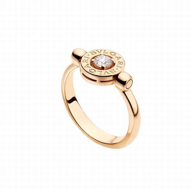 2012 'Bulgari Bulgari' Luxury Jewelry Collection #gold