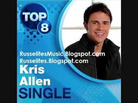 Kris Allen - Falling Slowly // I know, I know American Idol blah, but still one of my favorite renditions