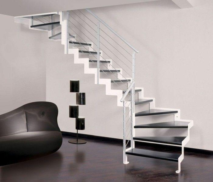 17 meilleures id es propos de escalier quart tournant sur pinterest escalier design. Black Bedroom Furniture Sets. Home Design Ideas
