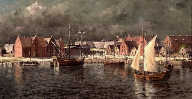 New York When It Was Still Amsterdam – Earthly Mission