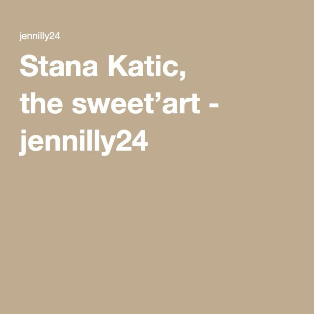 Stana Katic, the sweet'art - My article on @drstanakatic and My farewell to Castle. :)