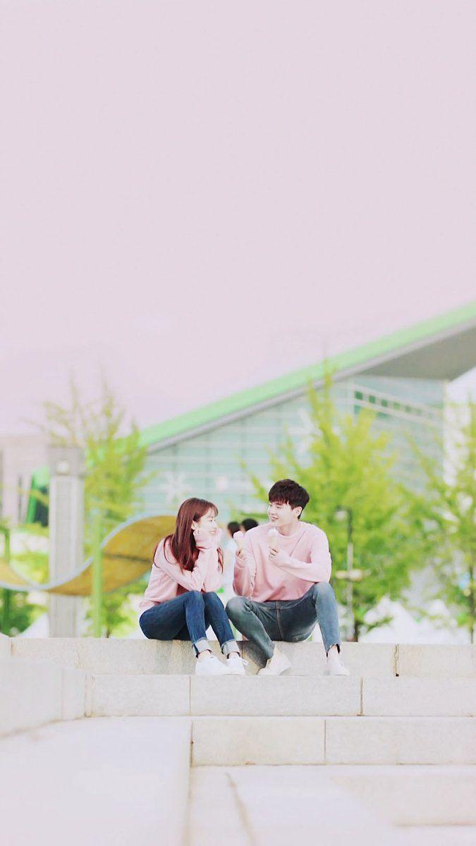 Only Lee Jong Suk — W-TwoWorlds Wallpaper | Leejongsuk & Hanhyojoo...
