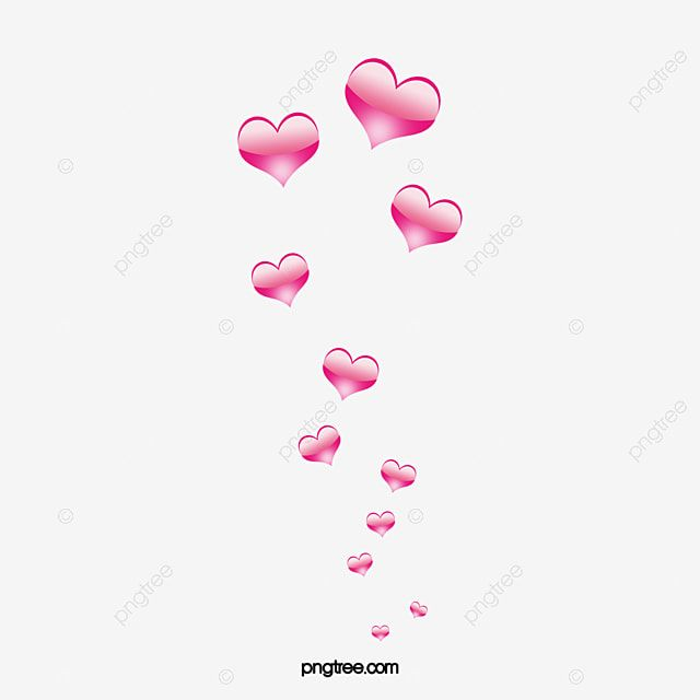 Every Now And Then Pink Heart Shaped Pink Heart Shaped Vector Png Transparent Clipart Image And Psd File For Free Download In 2021 Heart Hands Drawing Pink Heart Geometric Background