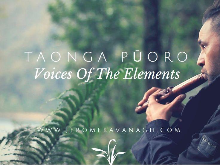 Taonga Pūoro - Voice Of The Elements - YouTube