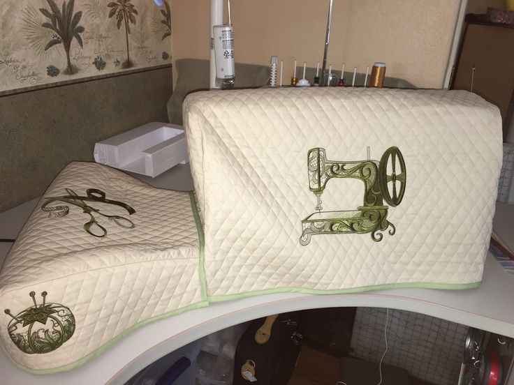 Book Cover Sewing Machine : Embroidery machine cover pattern ausbeta