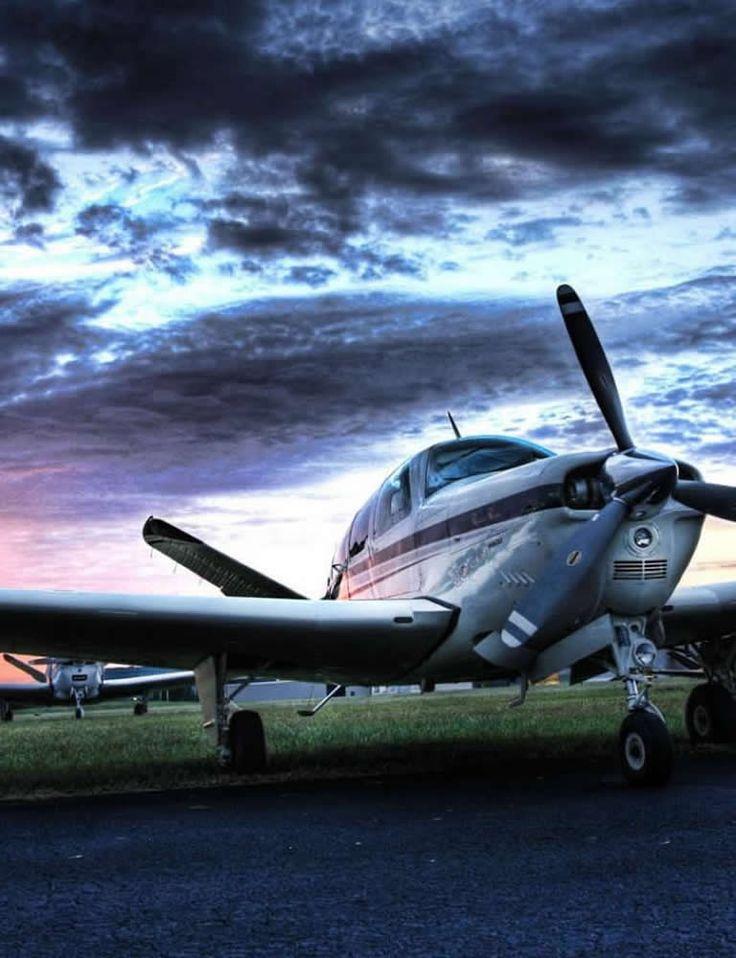 #Aviation #Aircraft #Beechcraft