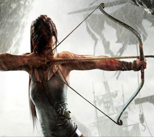Rise Of The Tomb Raider Art Silk Fabric: 12 Best Images About Tomb Raider On Pinterest
