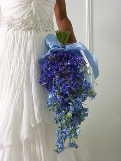 25 best wedding ideas images on pinterest bridal bouquets wedding do it yourself weddings blue bridal bouquet solutioingenieria Images