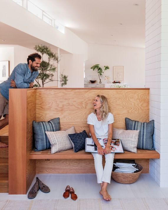 At Home | Jed Lind & Jessica de Ruiter