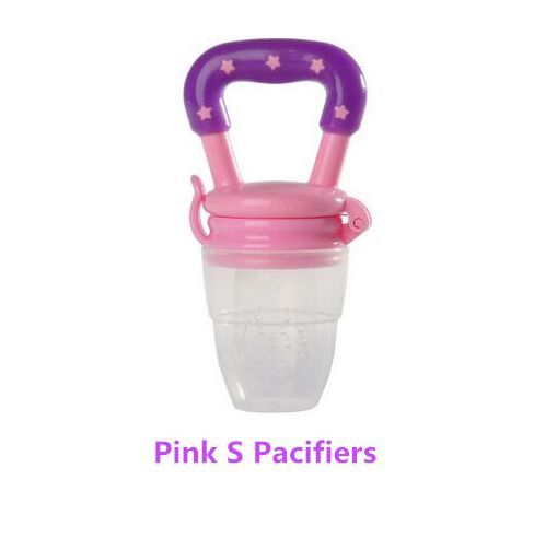 Silica gel Nipple Fruits Baby Pacifier Soother Pacifiers Pacifiers Silicone Babies Soother Bummy Nipple Nibbler For Fruit