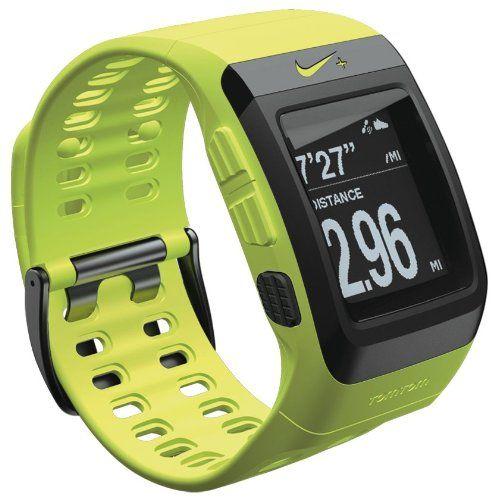 TomTom Nike+ Sportswatch GPS Volt W-EU/SA - GPS para carrera de , color verde