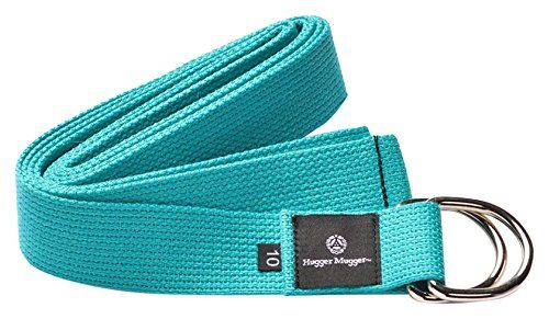 Hugger Mugger Cotton Strap with D Ring, Teal, 10' ** Want to know more, click on the image.