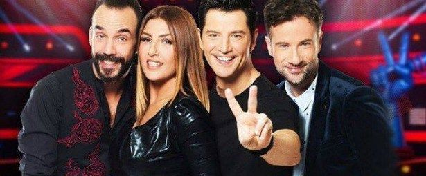 tempo-tempo-news: The Voice Of Greece – Season 3 Premiere: Όλες οι φ...
