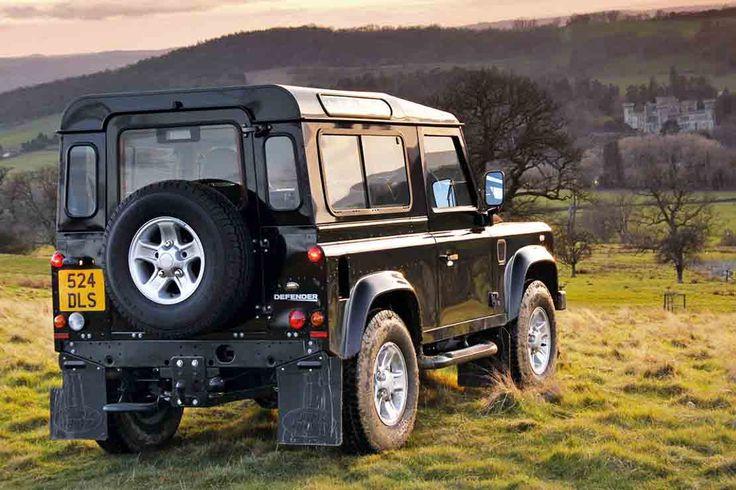 Land Rover Defender Td5 - Personal Fav