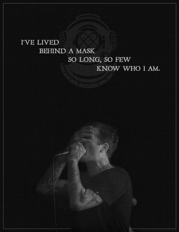 The Weigh Down // The Amity Affliction