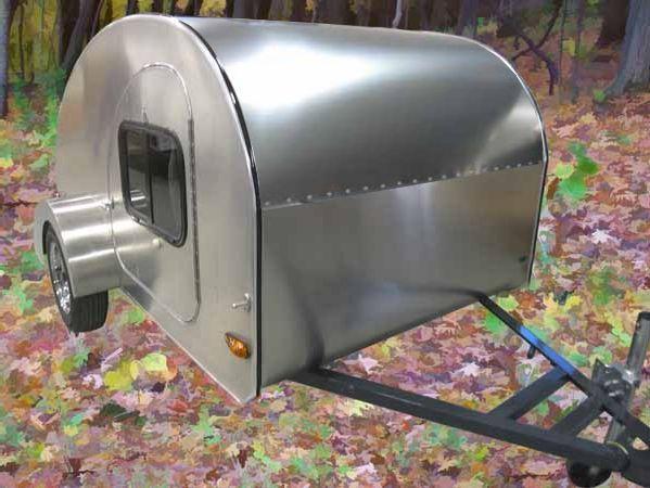 $7,980 :: Camp-Inn Teardrop 500 Base Model Trailer :: Looks like fun. :)