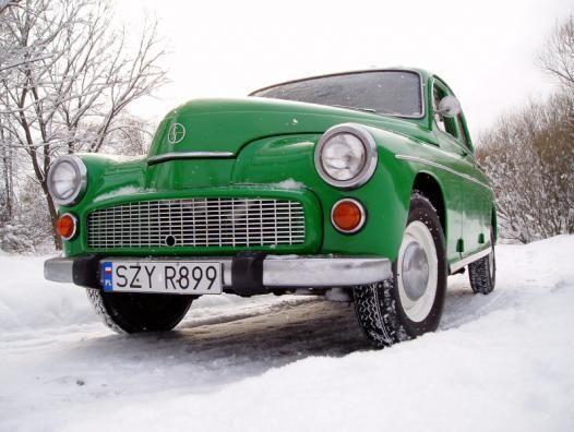 PolskaJazda » Wszystkie samochody » FSO » FSO Warszawa 223/224