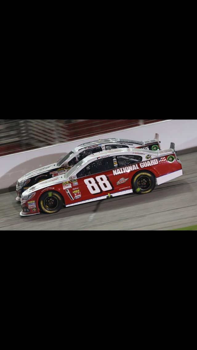 Dale jr paint scheme for atlanta 2013 nascar car and for Car painting atlanta