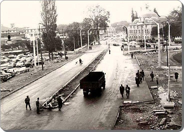 Beşiktaş meydanı - 1960 lar