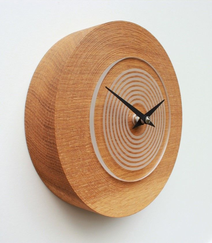 A Gallery of Wall Clocks Mantel