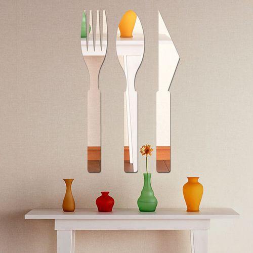 Espelho Decorativo Talheres - Submarino.com