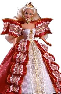The 38 best images about Christmas Barbies on Pinterest | Dirndl ...