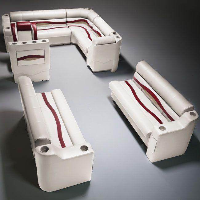 Pontoon Boat Seats (PG1556) | DeckMate® Boat Seats